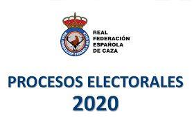 ELECCIONES REAL FEDERACION ESPAÑOLA 2020-2